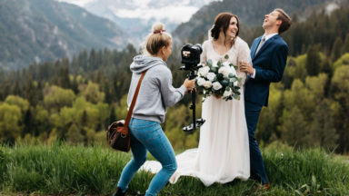 How a Female Videographer Books 80 Weddings a Year!